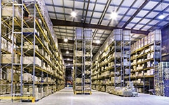 Warehouse Logistics Company in Dubai