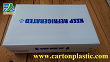Corrugated Plastic Box For Seafood