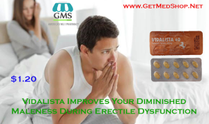 Use Vidalista To Manage Erectile Failure Problem