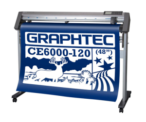 Graphtec 48in. CE6000-120 Vinyl Cutter (IndoElectronic)