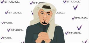 Animation & cartoon production Saudi Arabia by V-Studio