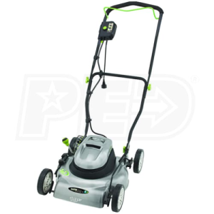 "Earthwise (18"") 12-Amp 2-in-1 Electric Push Lawn Mower"
