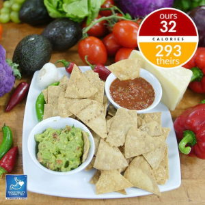 Chips you love the most | WIO tortilla | E-MedTek
