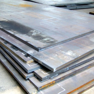 High Tensile, High Strength Low Alloy Steel Plates (HSLA)