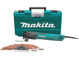 Makita oscillating tool, oscillating tool blades Makita TM3010CX1 Multi Tool