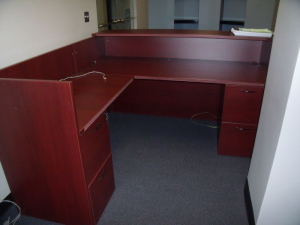 WORKSTATION CUBICLE REMOVAL