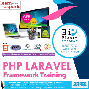 PHP Laravel Training In Udaipur