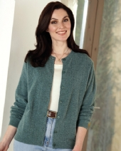 Lambswool Cable Cardigan 503
