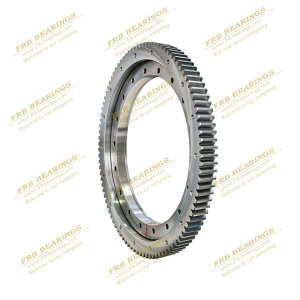 Roller-Ball Combination Slewing Bearings -- Series 12000