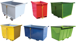 Tippler Bins