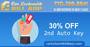 Car Locksmith Bill Arp