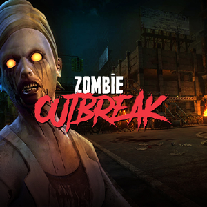 Zombie Outbreak Virtual Reality VR Game