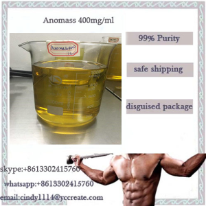 Painless Blend Steroid Oil Anomass 400mg/ml whatsapp+8613302415760