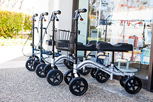 Walker Rollators, wheel chairs and Accessories