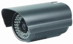 infrared day/night vision security camera