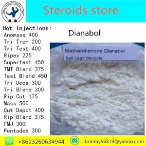 Dianabol powder for muscle building