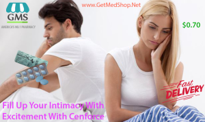 Use Cenforce To Boost Your Activity During Lovemaking Sessions