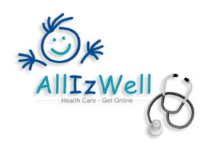 AllIzWell - Hospital Management System