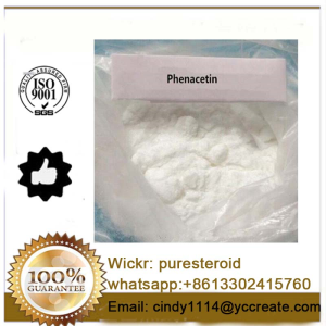 Phenacetin Raw Powder Mass Stock In Us