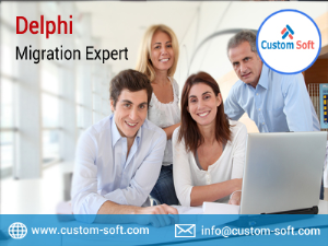 Delphi Migration Expert India- CustomSoft