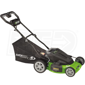 "Earthwise (20"") 36-Volt Rechargeable 3-In-1 Cordless Push Lawn Mower"