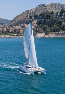 Luxury Crewed Catamaran Mystique