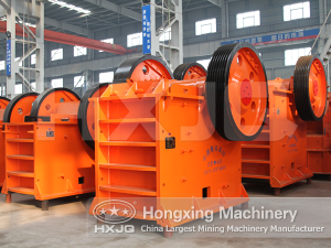 HXJQ Mining Machine PE Series Stone Jaw Crusher