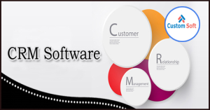 Customized CRM Software by CustomSoft