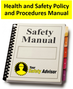 Health and Safety Policy and Procedures Manual for Builders and contractors