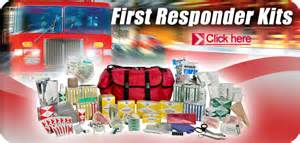 Medical First Responder Kits