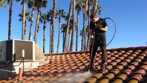 My Pick Among The Roof Cleaning Service Providers
