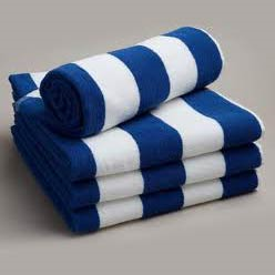 Terry Bath Towels Manufacturers in India
