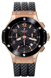 Hublot Big Bang Gold Ceramic 44mm Mens Watch