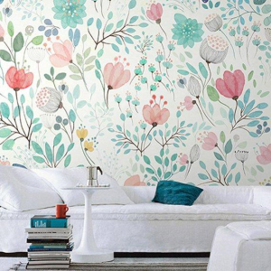 Jass London Botanical Tale Floral Wallpaper