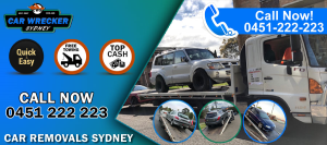 Unwanted & Junk Car Removal In Sydney
