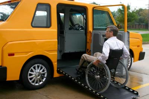 Wheelchair Taxi Milton Keynes