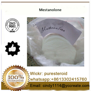 Gain Muscle Steroid Hormone Powder Mestanolone whatsapp+8613302415760