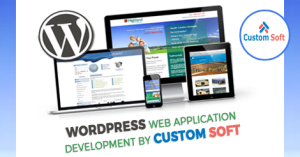WordPress Web Application Development by CustomSoft
