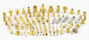 Brass Parts / Custom Metal Components