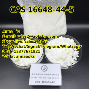 CAS 16648-44-5 Bmk oil raw powder, Benzeneacetic acid, cas 16648 44 5,sales2@aoksbio.com,Signal/What