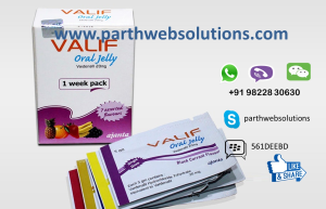 Valif oral Jelly (Vardenafil)