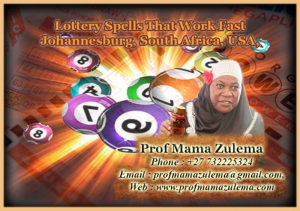 Lottery Spells That Work Fast, South Africa, USA