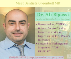 Meet Dr. Elyassi - Dentists Greenbelt MD