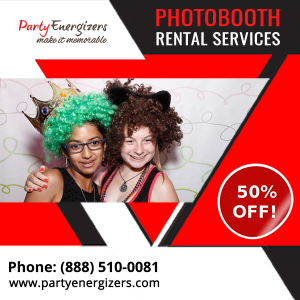 Photo Booth Rentals - Hire Photo Booth
