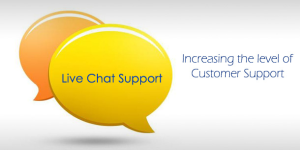 Web Chat Support