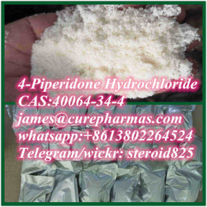 cheap 4-Piperidone Hydrochloride,CAS:40064-34-4,4,4-Piperidinediol hydrochloride, james@curepharmas.