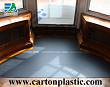Corrugated Plastic Floor Protection