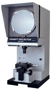 CHARPY PROJECTOR (Model RPP-250C)