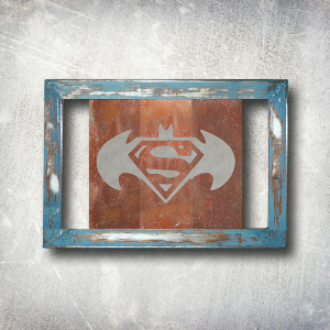 Dawn of Justice Wall Art