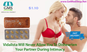 Vidalista Is Used To Manage Impotence Problem In Man
